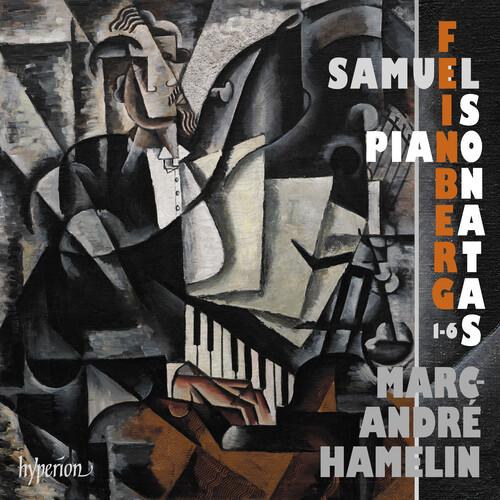 Marc Hamelin -Andre - Feinberg: Piano Sonatas Nos.1-6