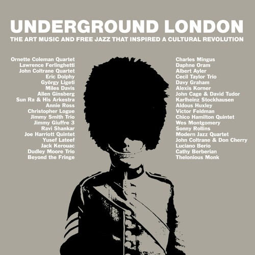 Underground London: Art Music & Free Jazz That Inspired A CulturalRevolution /  Various (3CD Capacity Wallet) [Import]