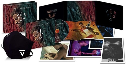Pablo Alboran - Vertigo (Box) (Pcrd) [Digipak] (Spa)
