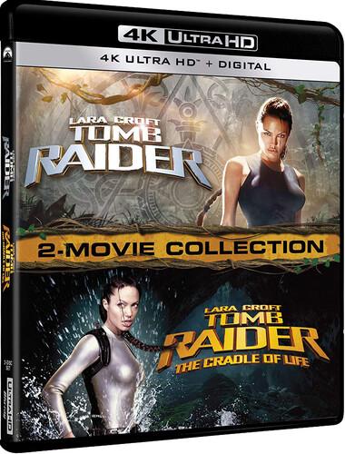 Lara Croft Tomb Raider: 2 Movie Collection
