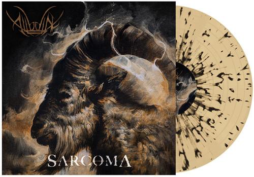 Alluvial - Sarcoma (Beer/Black Splatter) [Colored Vinyl] [Limited Edition]