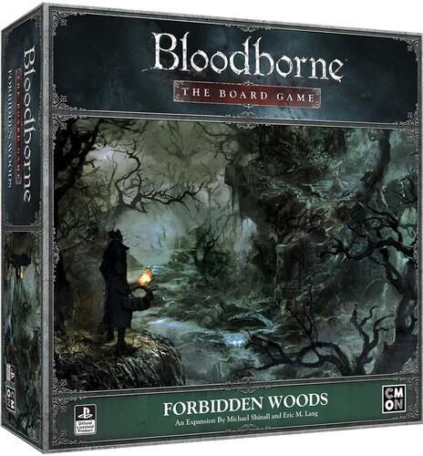 BLOODBORNE FORBIDDEN WOODS EXPANSION