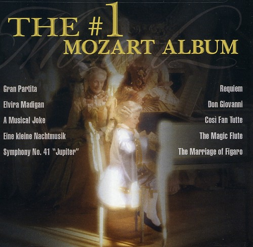 #1 Mozart Album /  Various