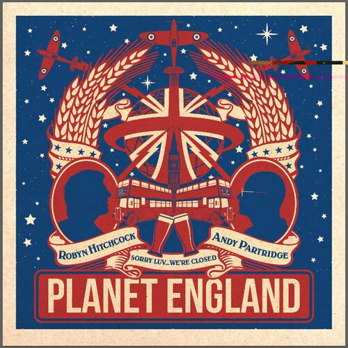 Planet England [Import]