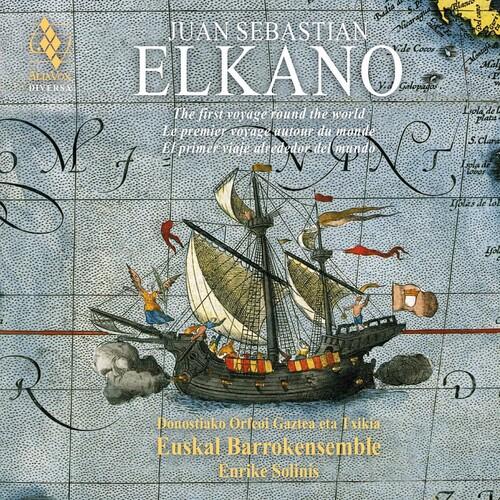 Juan Sebastian Elkano - The First Voyage Around The World