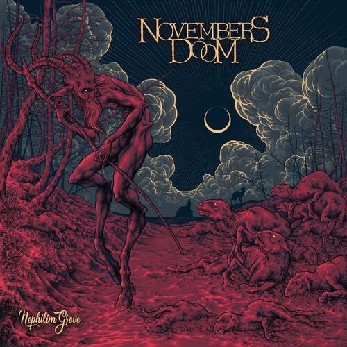 Novembers Doom - Nephilim Grove (Silver Vinyl) (Box) [Colored Vinyl] (Gate)