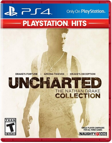 Ps4 Uncharted: The Nathan Drake Collection Hits - Uncharted: The Nathan Drake Collection Hits for PlayStation 4