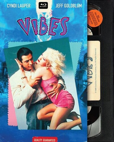 Vibes (Retro VHS Packaging)