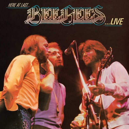 Bee Gees - Here at Last... Bee Gees Live [2 LP]