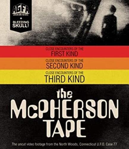 The Mcpherson Tape (aka U.f.o. Abduction)
