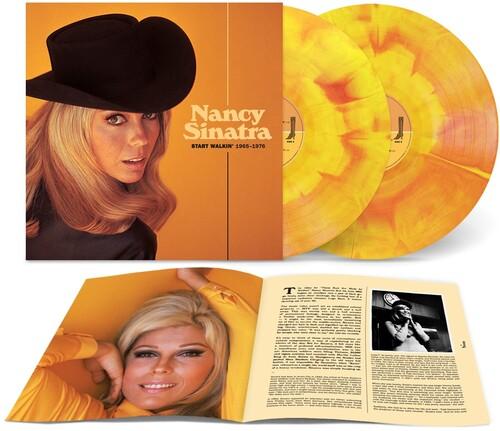 Nancy Sinatra - Start Walkin' 1965-1976 (Color Vinyl) [Colored Vinyl]