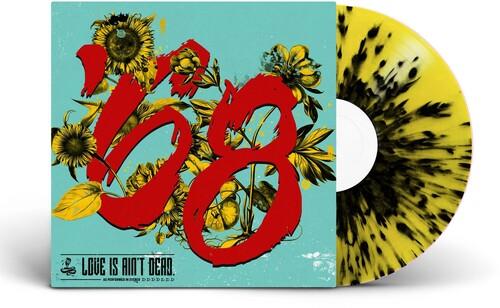 '68 - Love Is Ain't Dead. EP [10in Vinyl]