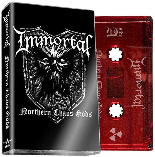 Immortal - Northern Chaos Gods (Red Cass.) [Limited Edition] (Red)