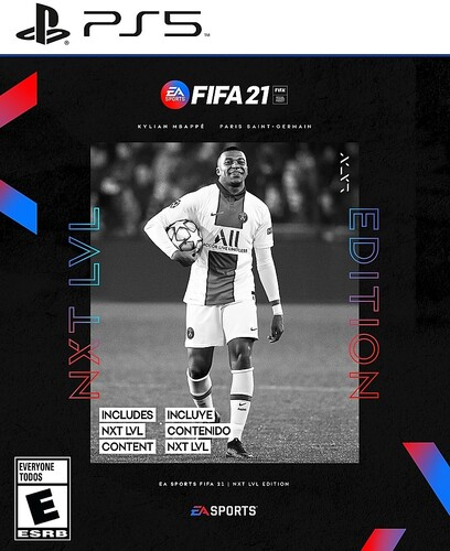 Ps5 FIFA 21 Next Level - FIFA 21 NEXT LEVEL for PlayStation 5