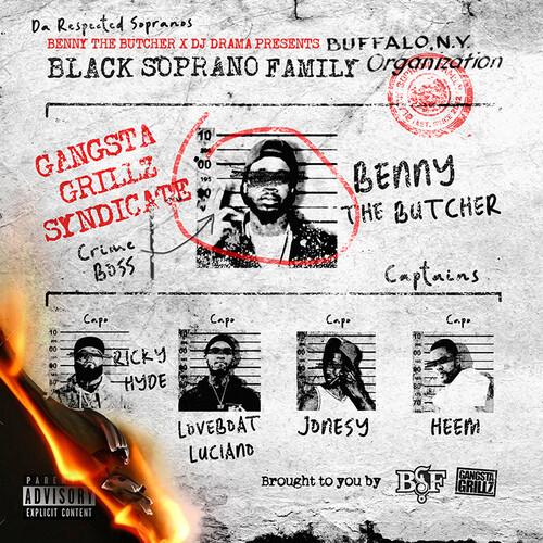 Benny The Butcher X Dj Drama - Respected Sopranos