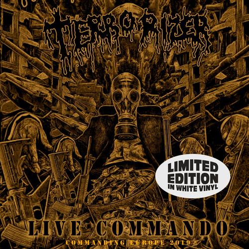 Live Commando (White Vinyl)
