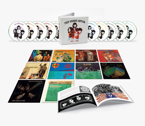 Ten Years After - 1967-1974 (Box)