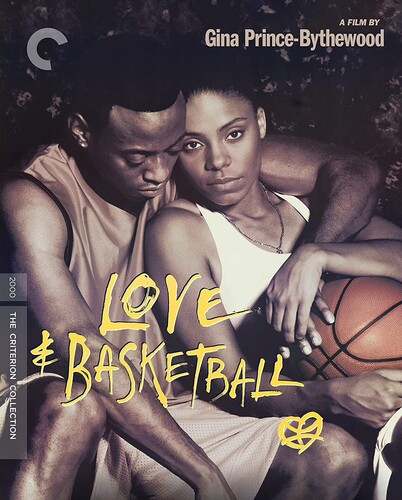 Love & Basketball Bd - Love & Basketball BD