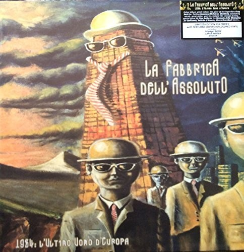 1984: L'ultimo Uomo D'europa [Import]