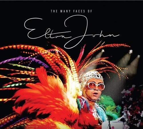 Many Faces Of Elton John /  Various [Import]