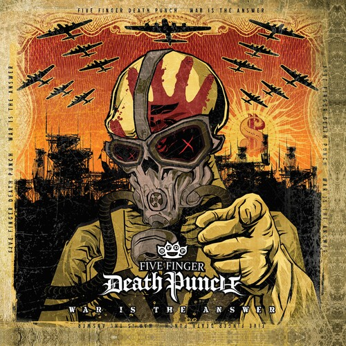 Five Finger Death Punch - War Is The Answer [LP]