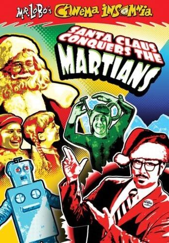 Mr Lobo's Cinema Insomnia: Santa Claus Conquers The Martians