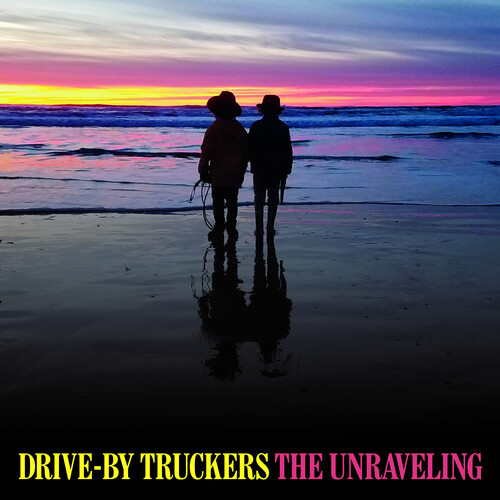 Drive-By Truckers - The Unraveling [Marble Sky LP]