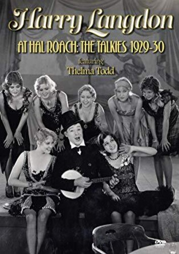 Harry Langdon: At Hal Roach: The Talkies, 1929-1930