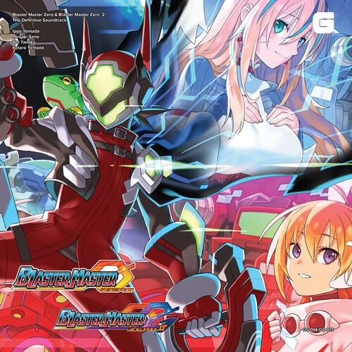 Blaster Master Zero & Blaster Master Zero 2