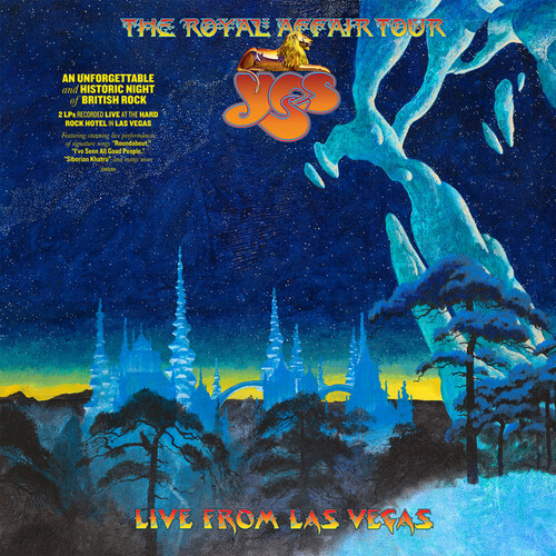 Yes - The Royal Affair Tour (Live in Las Vegas) [2LP]