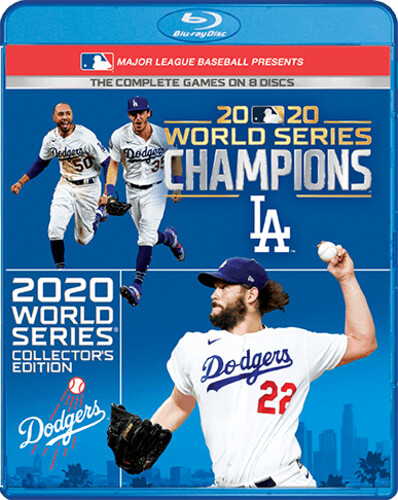 Major League Baseball Presents 2020 World Series: Los Angeles Dodgers