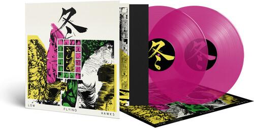 Low Flying Hawks - Fuyu (Transparent Magenta Vinyl) [Colored Vinyl] [Limited Edition]