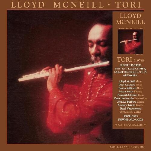 Lloyd McNeill - Tori