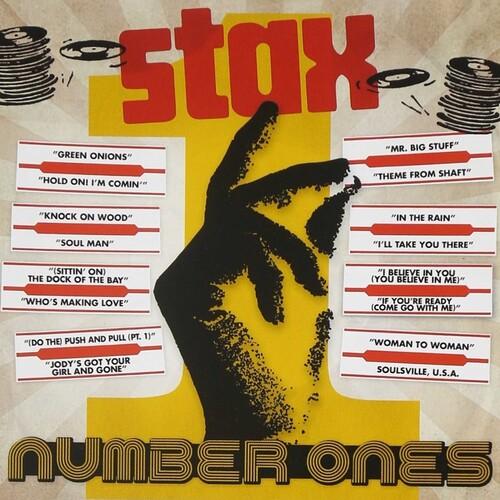 Number Ones - Stax Number Ones