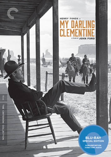 My Darling Clementine (Criterion Collection)
