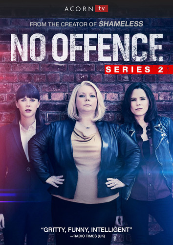 No Offence: Series 02