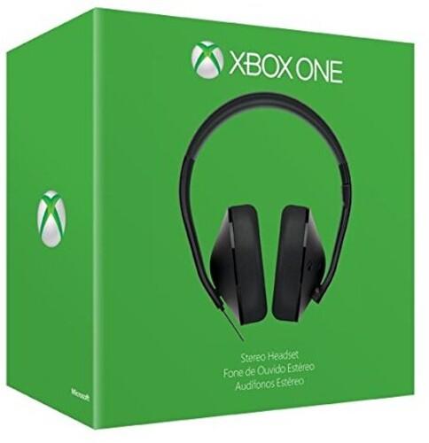 Xb1 Stereo Headset - Microsoft Xbox One Stereo Headset