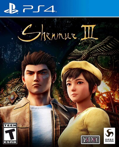 - Shenmue 3 for PlayStation 4