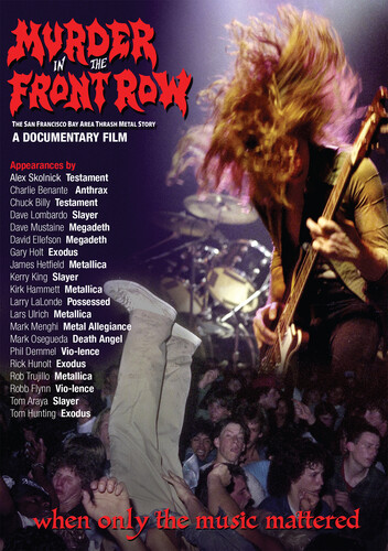 Metallica - Murder In The Front Row: The San Francisco Bay