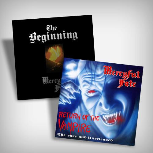 Mercyful Fate Vinyl Bundle 2
