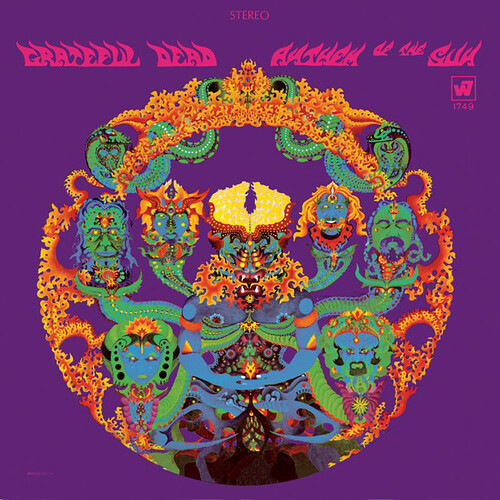 Grateful Dead - Anthem Of The Sun (1971 Remix) [Limited Edition Picture Disc LP]