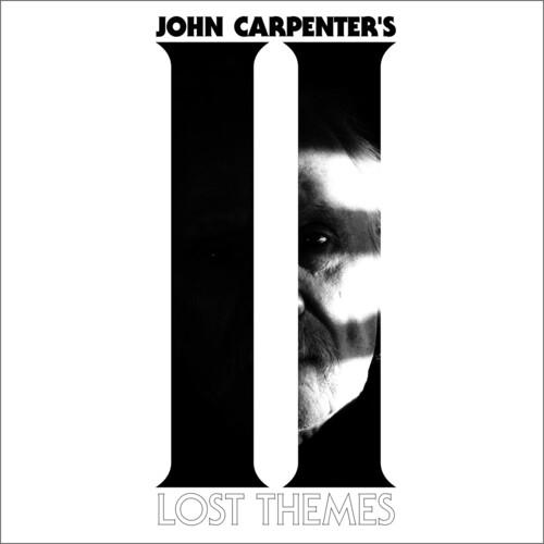 John Carpenter - Lost Themes Ii [Indie Exclusive] (Neon Orange Vinyl) [Limited Edition]