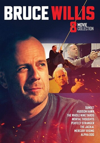 Bruce Willis 8 Movie Collection