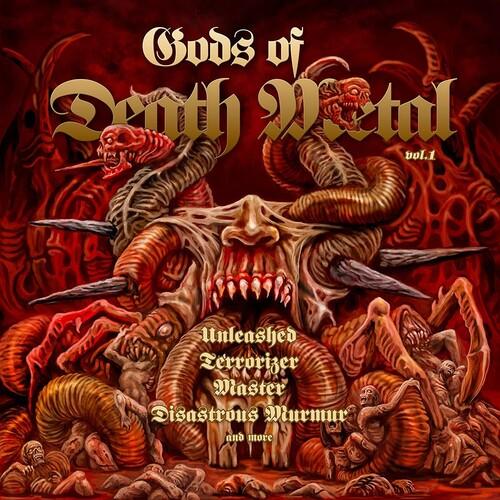 Gods of Death Metal /  Various