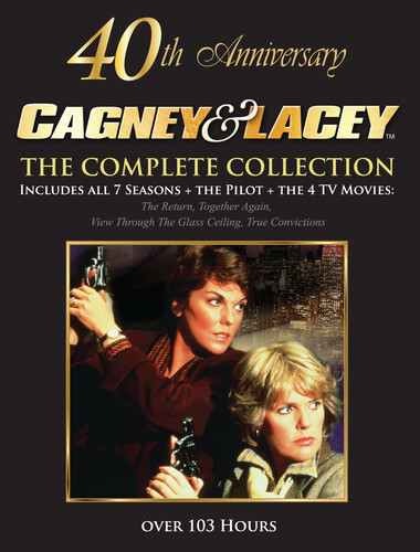 Cagney & Lacey: The Complete Collection (40th Anniversary Edition)