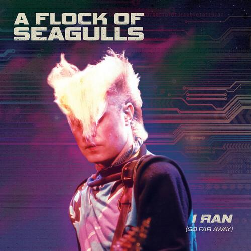 Flock Of Seagulls - I Ran (So Far Away) (Pink & Blue Splatter Vinyl)
