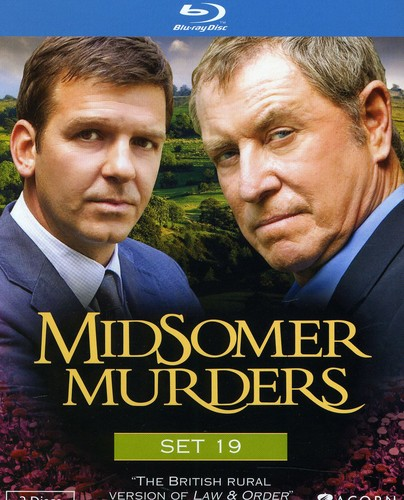 Midsomer Murders Set 19