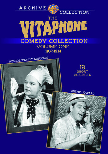 Vitaphone Comedy Collection: Volume One: 1932-1934