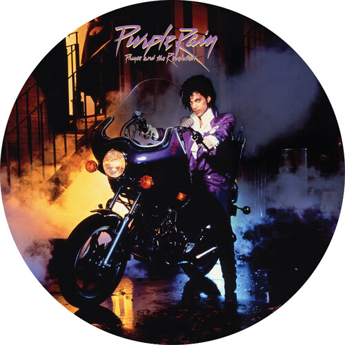 Prince - Purple Rain [Limited Edition Picture Disc]