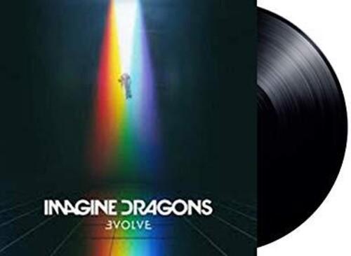Imagine Dragons - Evolve [LP]